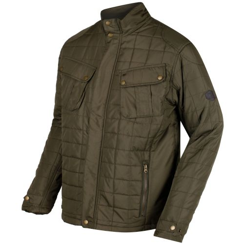 Regatta LAMOND INSULATED JACKET - Ivy Green